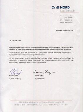 DnB_Nord_Bank_referencja